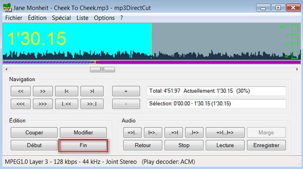 Couper un fichier mp3 am nagement bureau entreprise - Comment couper une video vlc ...