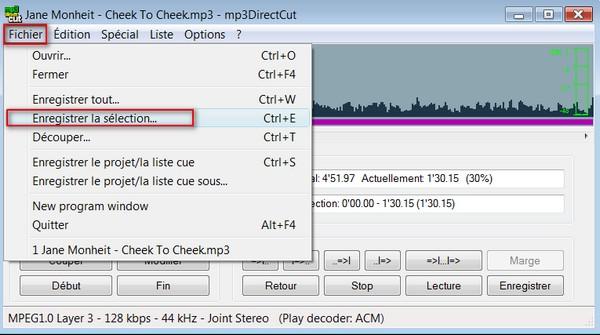 Couper un fichier mp3 - Couper morceau mp3 en ligne ...